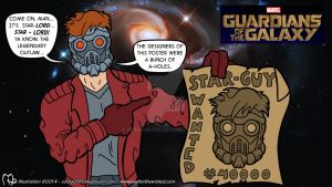 Starlord by MikePHearn