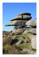The Cheesewring - Bodmin Moor by Kernow-Photography