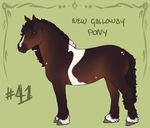 New Galloway 41 - CLOSED by ofcowardiceandkings