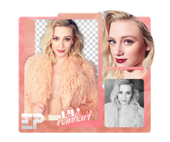 PACK PNG 175 // LILI REINHART by ELISION-PNGS