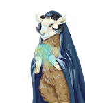 Sheep Mage??? by Wielesse