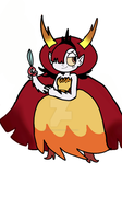 Hekapoo by LovefromJackie