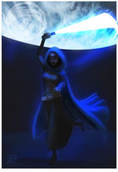 Barriss Offee is my Heroine by Montano-Fausto