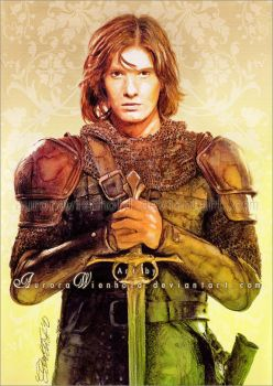 Prince Caspian by RoryonaRainbow