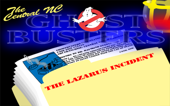 CNCGB - Lazarus Incident title by CNCGB