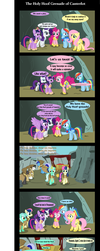 The holy Hoof_Grenade by Vector-Brony