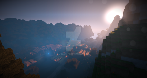 Testing my new shaders pack!