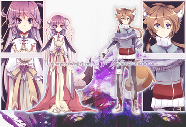 [CLOSED] Adopts Auction 6 and 7 by Rejuvenesce