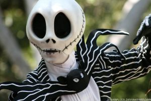 Jack Skellington by DisneyLizzi