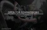 OPEN FOR COMMISSIONS by avimHarZ