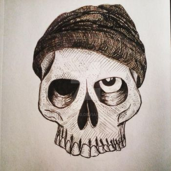 Skull by thesavvy50