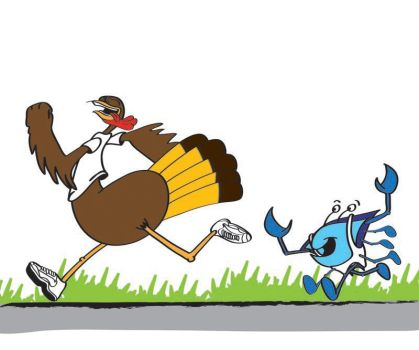 Turkey Trot 2008 Submission by Sunspot01