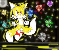 super Tails is back by tails1
