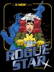Rogue Star 2017 COLORED by LucasAckerman