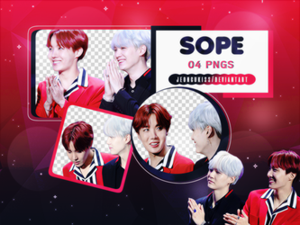 PNG Pack|Sope (BTS) by jeongukiss