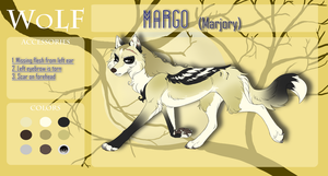 .:WoLF:.Pack App - Margo by Nafsi-chan