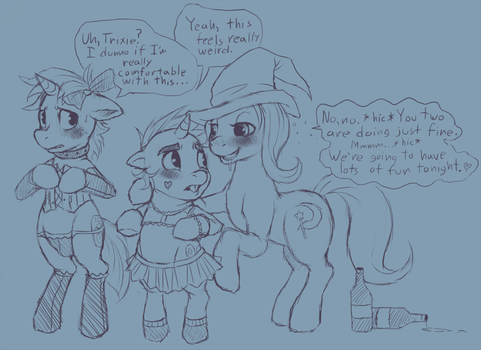 what is even going on by SirRailgun