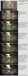 Forest background tutorial by Dezigre