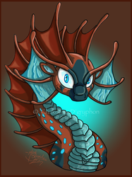 Copper Cave Fae by ChakotayDgryphon