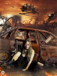 Hunted Down: A Screaming Life by iAM-tulio