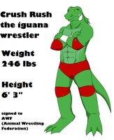 Crush Rush by AxlReigns