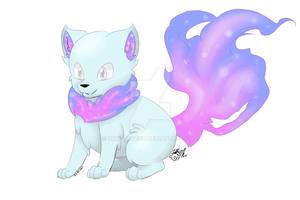 un fakemon  lobitu by UkyoLovest