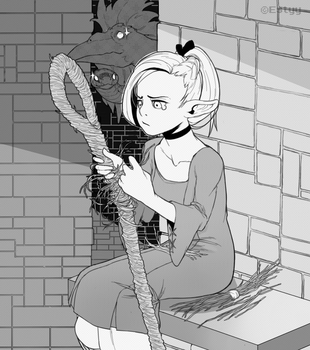 Marcille by Estyy