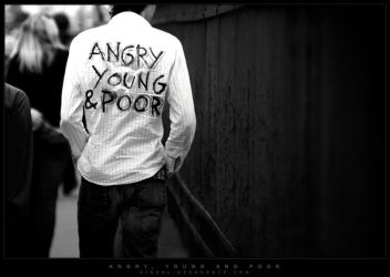 angry, young and poor by stacheLhaut