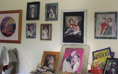 My photo wall by Coley77