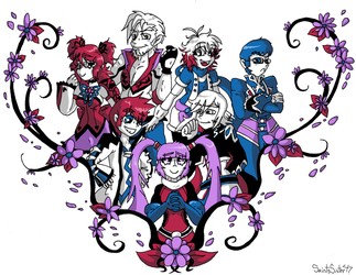 Tales of Graces by SaintsSister47