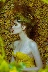 The Bee Keeper by DmajicPhotography