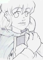 Sketchuary 2010 Hermione by TheWebTroll