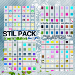 Styles Pack by IremAkbas