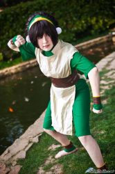 Toph A-kon 24 by Tailstastic