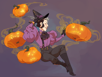 CLASSY WITCH by SlackWater