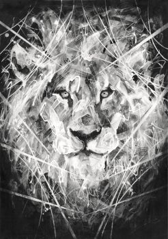 Lion by ART-BY-DOC