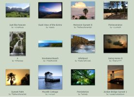 August Submissions 19th-24th by Scapes-club