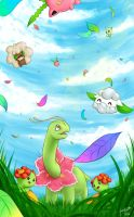 Love For Meganium