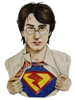 Super Harry by tripperfunster