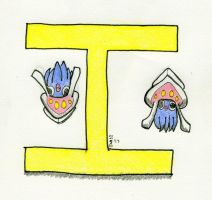 I is for Inkay
