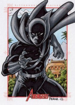 Black Panther - MGH by tonyperna