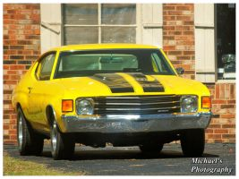 A 1972 Chevelle by TheMan268