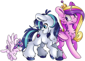 Royal Family by CutePencilCase