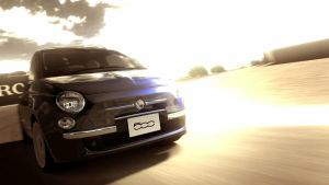 fiat 500 by scarabeedsable
