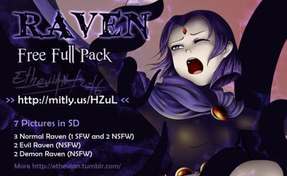 RAVEN free Pack by Ethevian