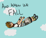 We Will Fall Together - Animated GIF by KatieFitness