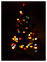 xmas tree by stephanvilleneuve