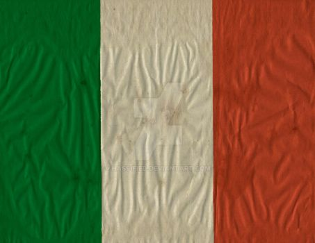 Italian Flag by hassified