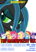 The Magnificent Six by TheJBW