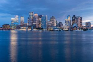 Boston across the Harbor-DT8 2855 by detphoto